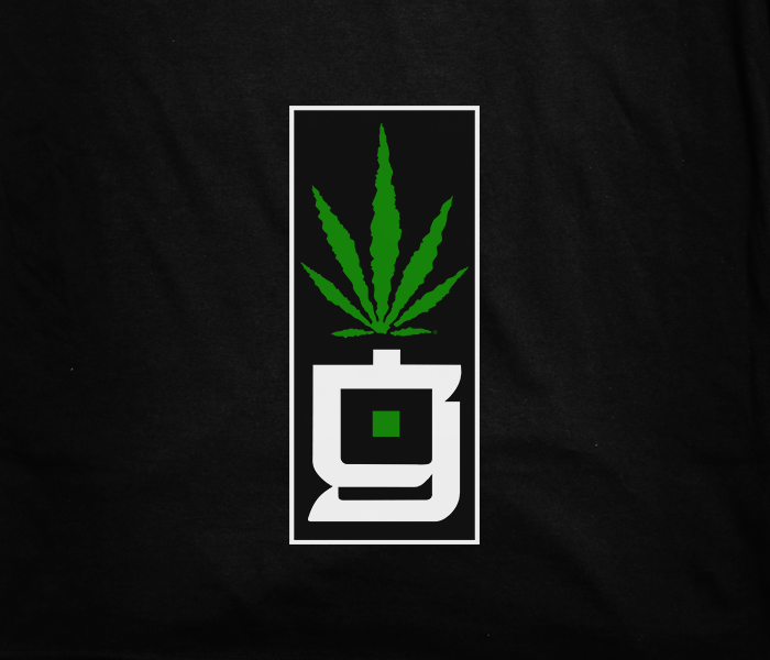 greensbrand-G-block-design-black-closeup