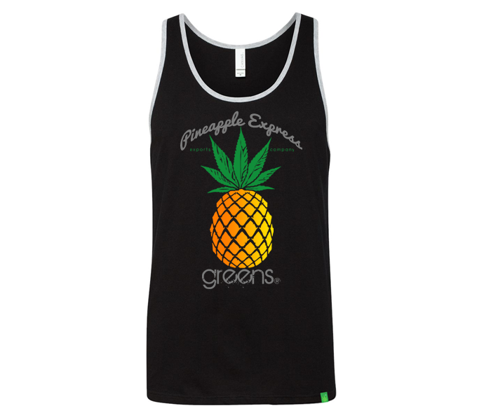 greensbrand Pineapple express design tanktop